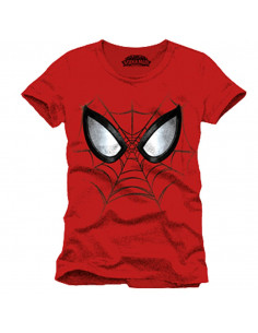 Spider-Man Marvel Kids T-shirt - Mask Face