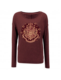Sweat-shirt Femme Harry Potter - Seasons Hogwarts Blazon