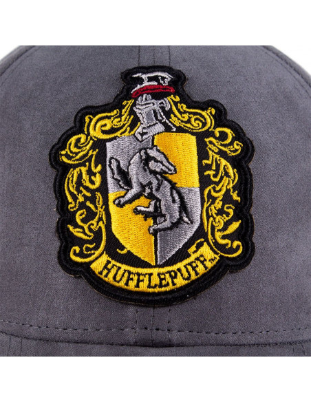 Harry Potter Cap - Patch Hufflepuff