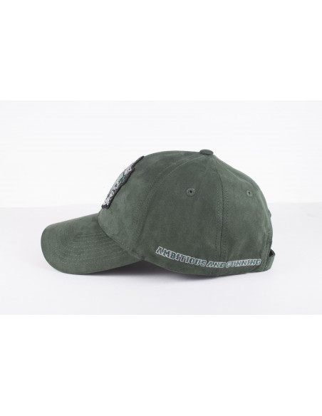 Casquette Harry Potter - Patch Slytherin
