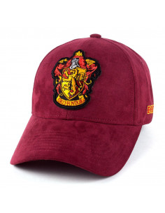 Casquette Harry Potter - Patch Gryffindor