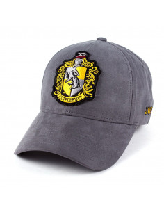 Casquette Harry Potter - Patch Hufflepuff