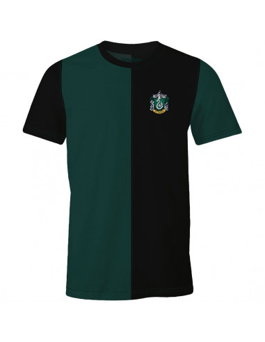 T-shirt Harry Potter - Slytherin Quidditch Team