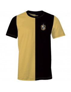 T-shirt Harry Potter - Hufflepuff Quidditch Team