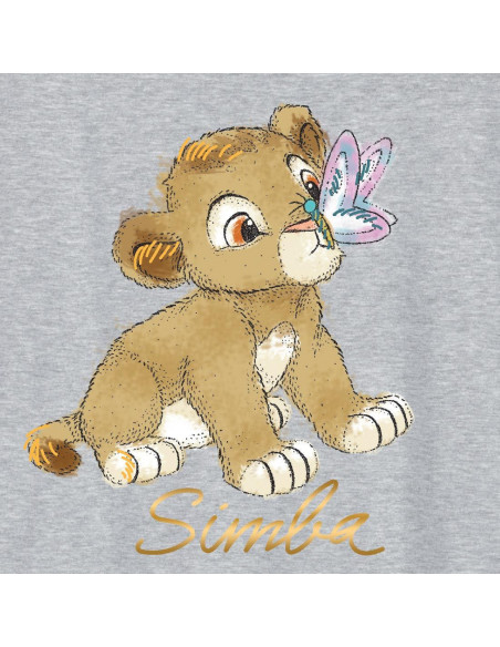 The Lion King Disney Women's T-shirt - Simba