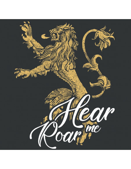 T-shirt Femme Game of Thrones - Lannister Blason