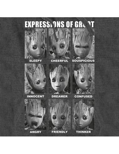 The Guardians of the Galaxy Sweatshirt - Groot Emotion