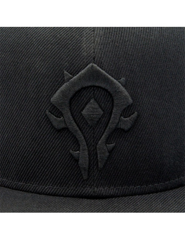 World of Warcraft Cap - Horde Logo