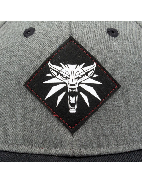 The Witcher Cap - Witcher Logo