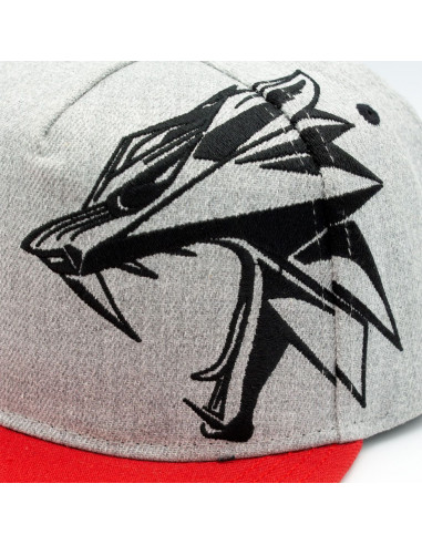 Casquette The Witcher - Wolf Way