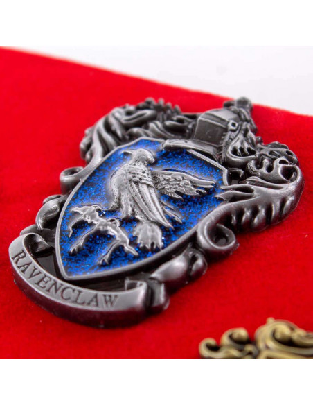 Pins Harry Potter - Houses Crests