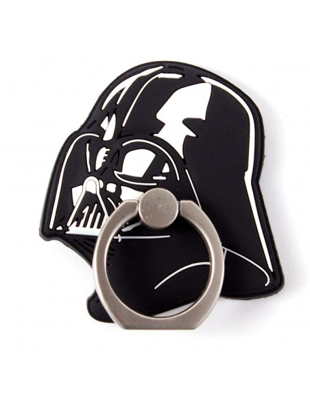 Star Wars Smartphone Holder and Handle - Darth Vader Ring Stent