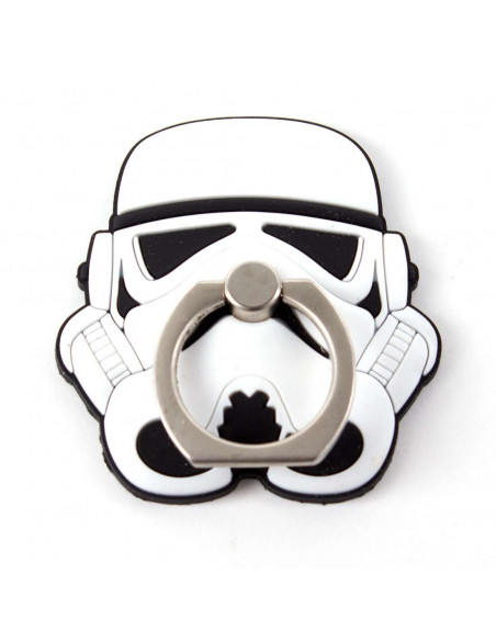 Support et Poignée pour Smartphone Star Wars - Stormtrooper Ring Stent