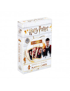Jeu de 54 cartes - Harry Potter
