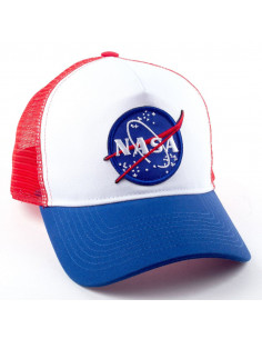 NASA Cap - Trucker Logo