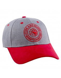 Game of Thrones Cap - Targaryen Cap