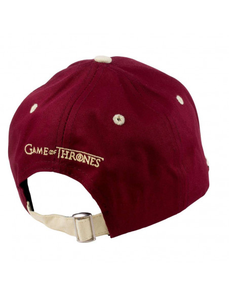 Casquette Game of Thrones - Lannister Cap