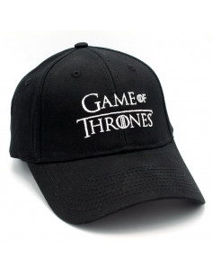 Casquette Game of Thrones - Logo Cap