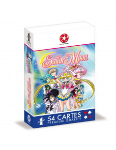 Jeu de 54 Cartes Sailor Moon