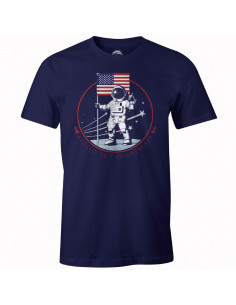 T-shirt NASA - Apollo 50th Anniversary