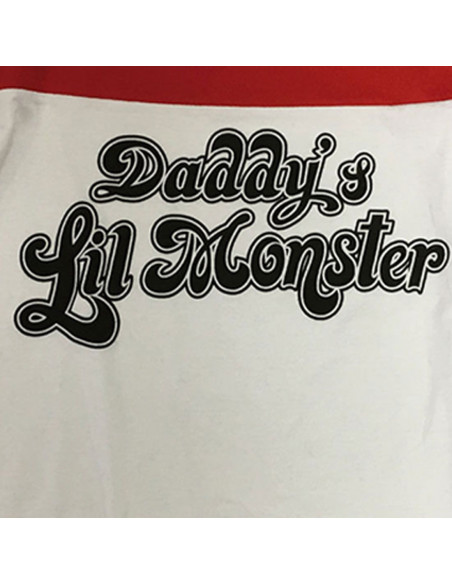 Sucide Squad DC Comics Woman's T-shirt - Daddy's Lil Monsters