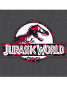 Jurassic Park Woman's T-shirt - Jurassic World Logo