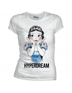 Snow White Disney Woman's T-shirt - Hyperdream