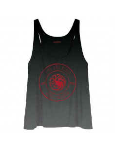 Game of Thrones Woman's Tank Top - Targaryen Warrior