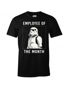 T-shirt Star Wars - Employee Of The Month