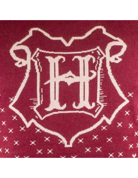 Harry Potter Sweater - Ugly Hogwarts Blazon