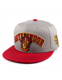 Casquette Harry Potter - Gryffindor College School
