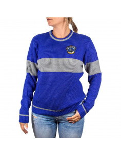 Harry Potter Women's Sweater - Ravenclaw School