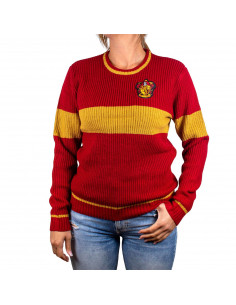 Woman's Sweater Harry Potter - Gryffindor School