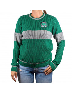 Pull-over Femme Harry Potter - Slytherin School