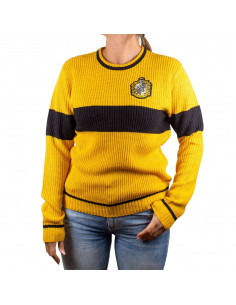 Pull-over Femme Harry Potter - Hufflepuff School