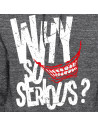 DC Comics Joker Sweatshirt - Why So Serious