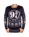 Harry Potter Sweater - Ugly 9 3/4