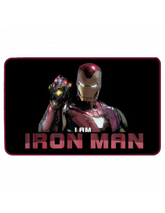 Iron Man Marvel Floor Mat - I am Iron Man