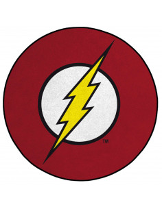Flash DC Comics Floor Mat - Flash Logo