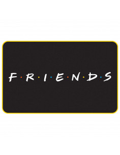 Friends Floor Mat - Friends Logo