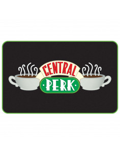 Friends Floor Mat - Central Perk Logo
