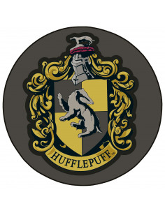 Harry Potter Floor Mat - Hufflepuff Blazon