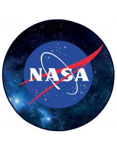 NASA Floor Mat - NASA Logo