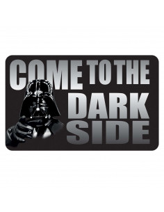 Tapis de sol Star Wars - Come To The Dark Side