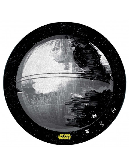 Star Wars Floor Mat - Death Star