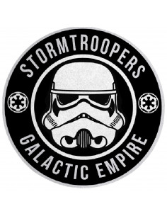 Tapis de sol Star Wars - Stormtrooper Face