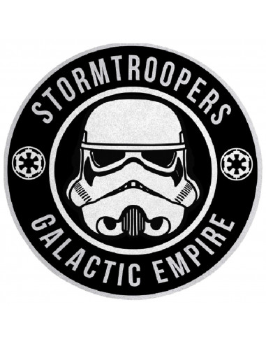 Star Wars Floor Mat - Stormtrooper Face