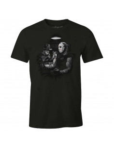 Friday the 13th T-shirt - Freddy Tatoo