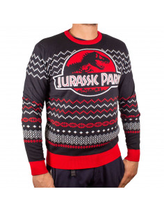 Jurassic Park Sweater - Jurassic Winter