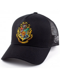 Casquette Trucker Harry Potter - Hogwarts Logo